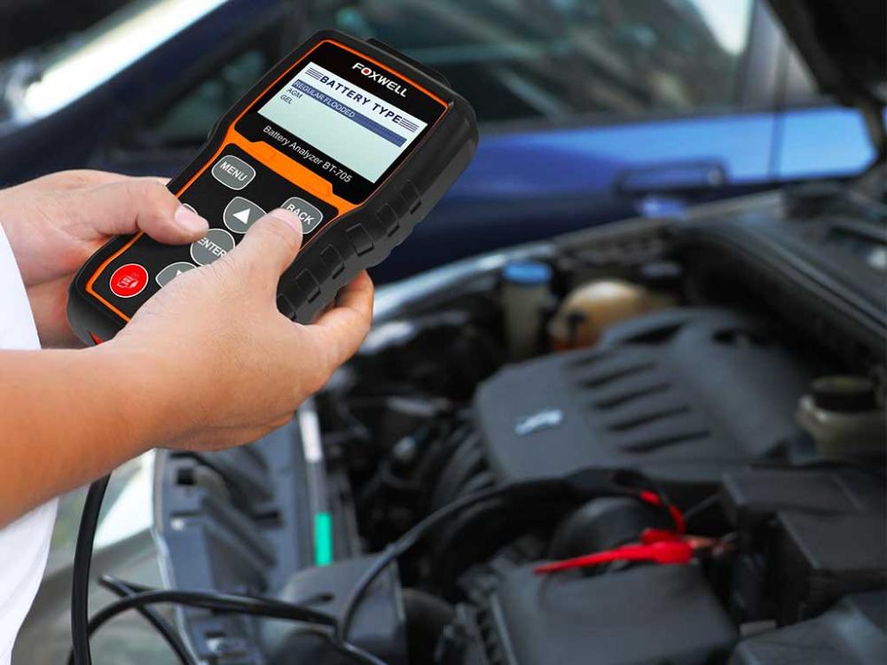 meilleur testeur de batterie de voiture